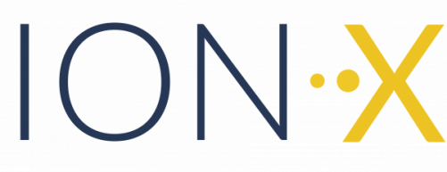 Logo ION-X PNG